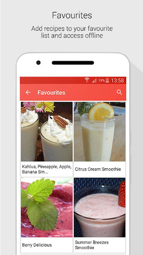 Juice Recipes for Android apk 3