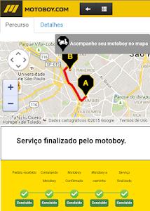 Motoboy.com - Agende Entregas screenshot 3