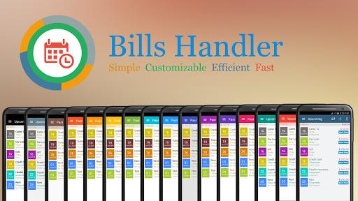 Bills Handler With Sync