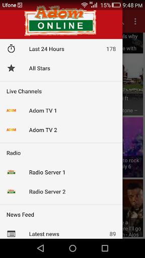 Adom TV 4.0.0 screenshots 2