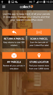 CollectPlus: parcels made easy- screenshot thumbnail