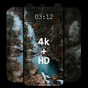 HD Wallpaper & 4k Wallpaper icon