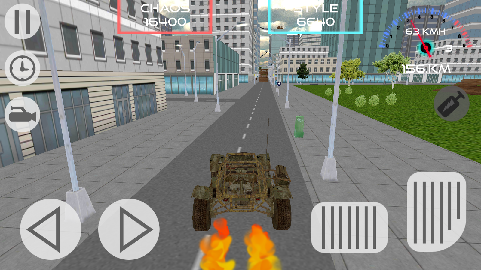 Buggy Driving Simulator- screenshot