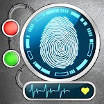Lie Detector Real Joke Icon