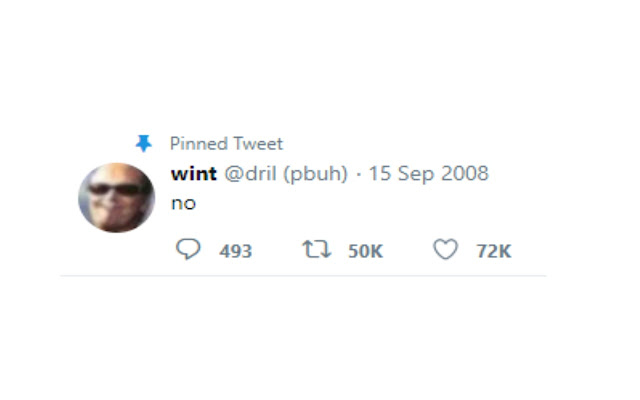 dril to dril (pbuh)