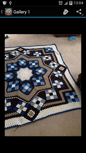 Crochet Pattern Rugs