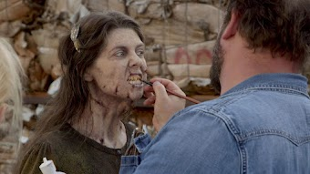 """Making of The Walking Dead: Episode 713, """"Bury Me Here"""""""