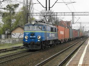 Photo: EU07-1501 {Toruń Wschodni; 2013-04-29}