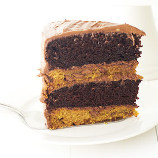 Double Chocolate Cookie Layer Cake