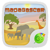 Madagascar GO Keyboard