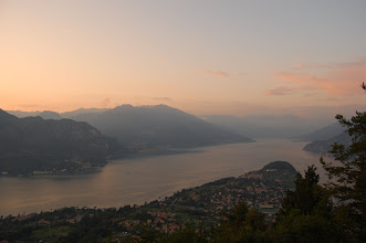 Photo: Como from above