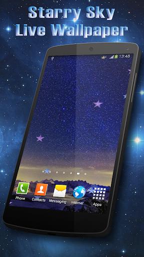 無料摄影Appの星空ライブ壁紙 記事Game