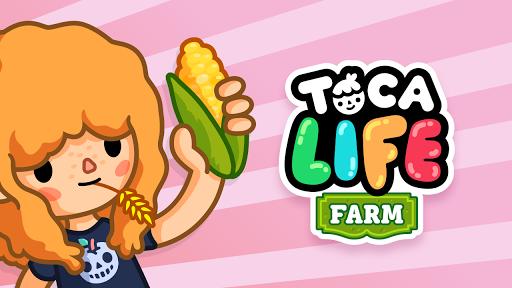 Toca Life: Farm app for Android screenshot