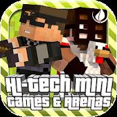 Hi-Tech Mini Games & Arenas