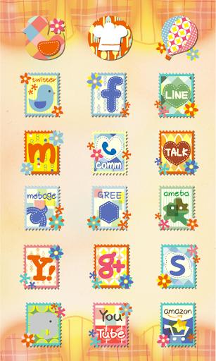 無料个人化Appのハニーアイコンパック|HotApp4Game