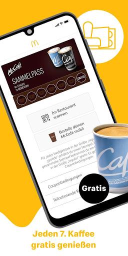 McDonald's Deutschland - Coupons & Aktionen 6.2.4.47126 screenshots 5