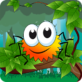 Forest Life Pop Bubble Shooter