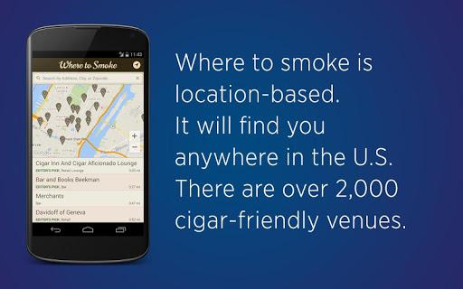 Where To Smoke