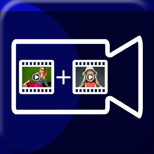 媒体与影片の動画結合:ビデオ合併 LOGO-記事Game
