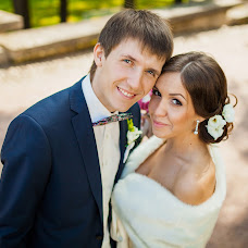 Wedding photographer Nikolay Bykov (NikolayBykov). Photo of 11.01.2015