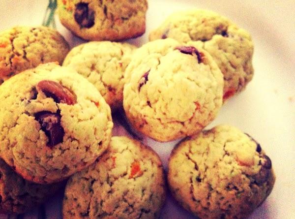 Pistachio Orange Chocolate Chip Cookies Recipe