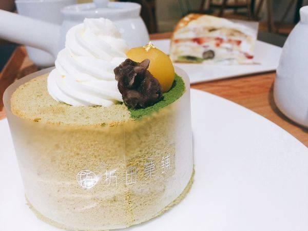 ✿折田菓舖✿咦~我在台灣嗎? 日本師傅 日式甜點 日本味空間 ! 享受一秒到日本下午茶~