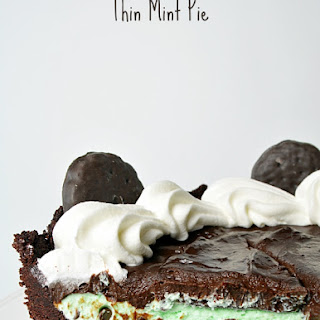Thin Mint Pie Recipes