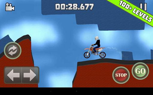 Dead Rider Lite  screenshot 16