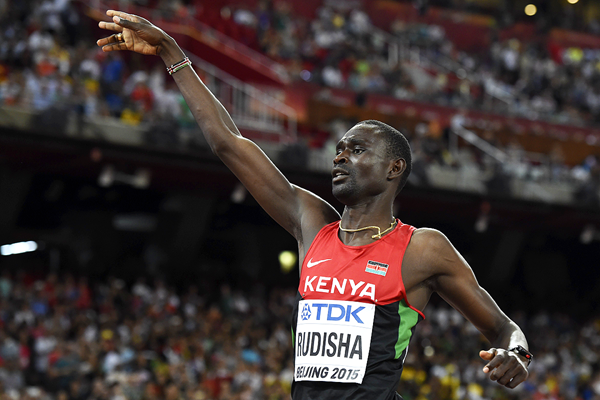 Kenyan team officials said both Rudisha and Kiprop have opted to focus on the season of lucrative Diamond League meetings which starts in Doha in May.