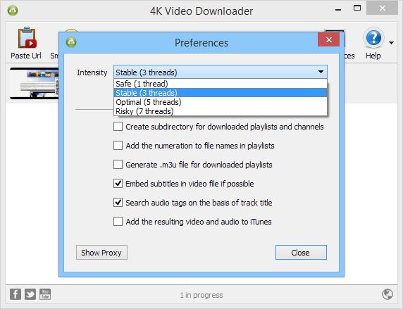 Phần mềm 4K Video Downloader đầy đủ