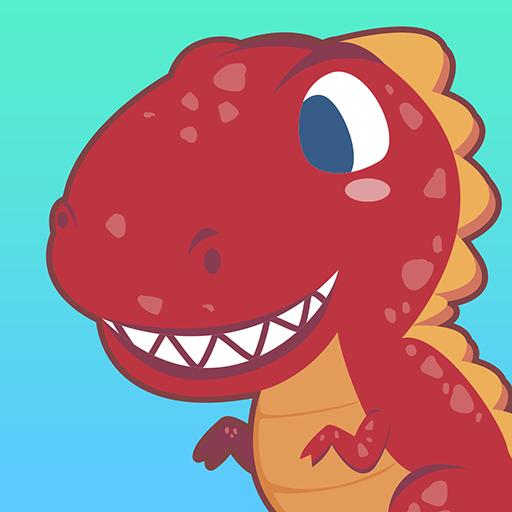 Play with Dinosaur Friends 教育 App LOGO-硬是要APP