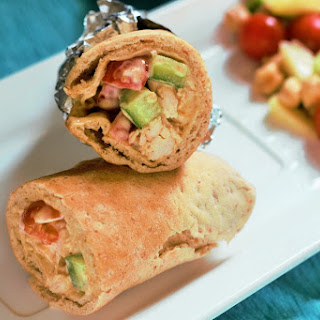 Easy & Best Chicken Shawarma Wrap