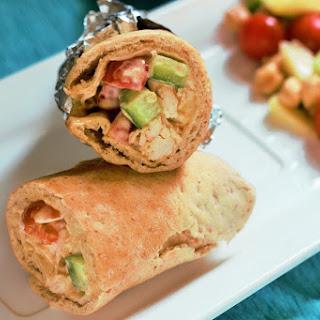 Easy & Best Chicken Shawarma Wrap.