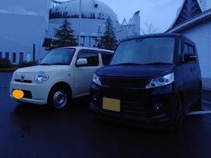 ミラココア L685S H24年式 X4WDのカスタム事例画像 ココきちさんの2020年02月16日08:00の投稿