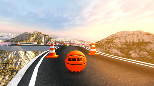 BasketRoll 3D: Rolling Ball 2.1 screenshots 2