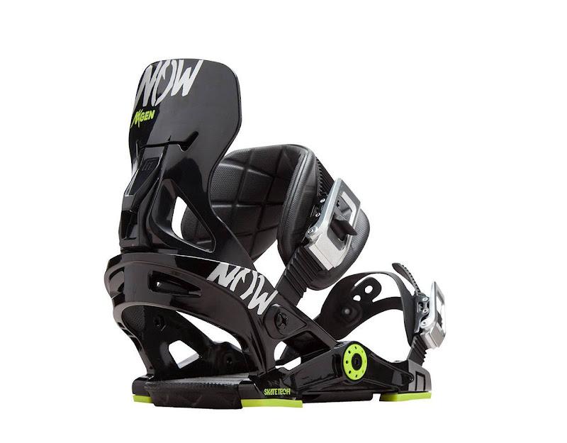 NOW - NXGEN Snowboard Binding