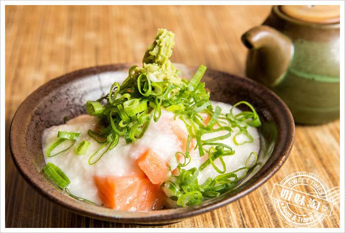 森本日式和風洋食堂刺身山藥泥