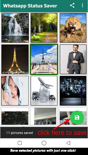 Status Saver : Download status for whatsapp 2020 1.8 screenshots 11