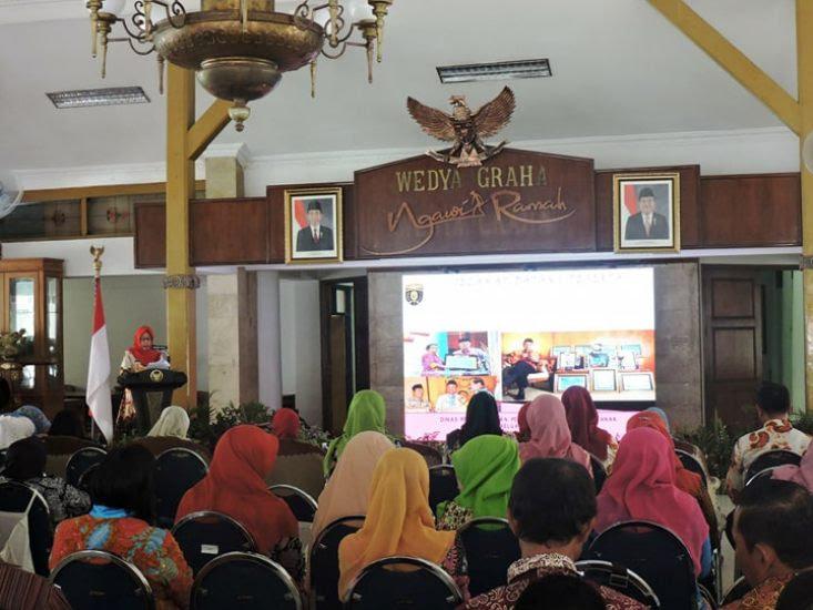 Dinas Pemberdayaan Perempuan, Perlindungan Anak dan Keluarga Berencana (DP3AKB) Kabupaten Ngawi