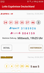 Lotto Germany Results