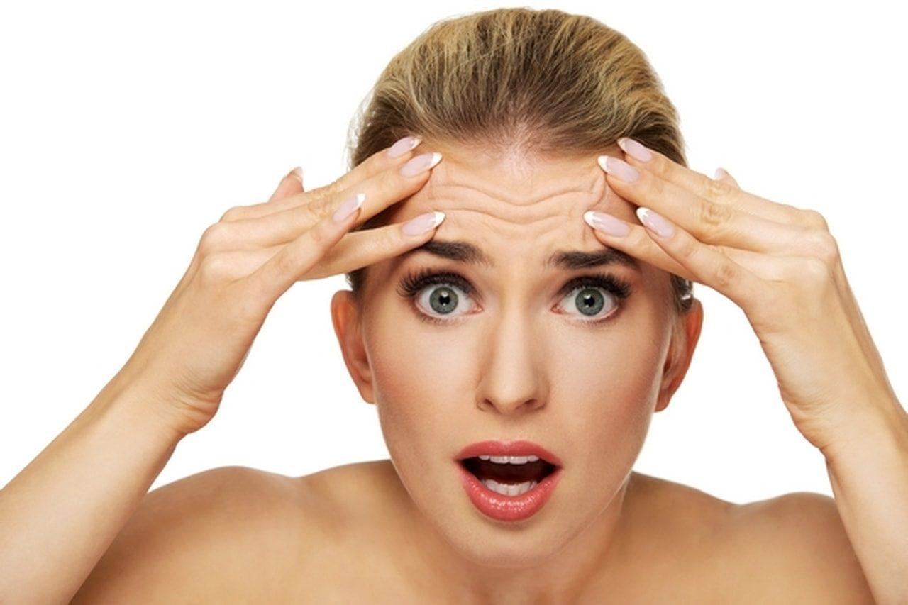 Da có biểu hiện lão hóa đặc biệt bắt đầu từ tuổi 30