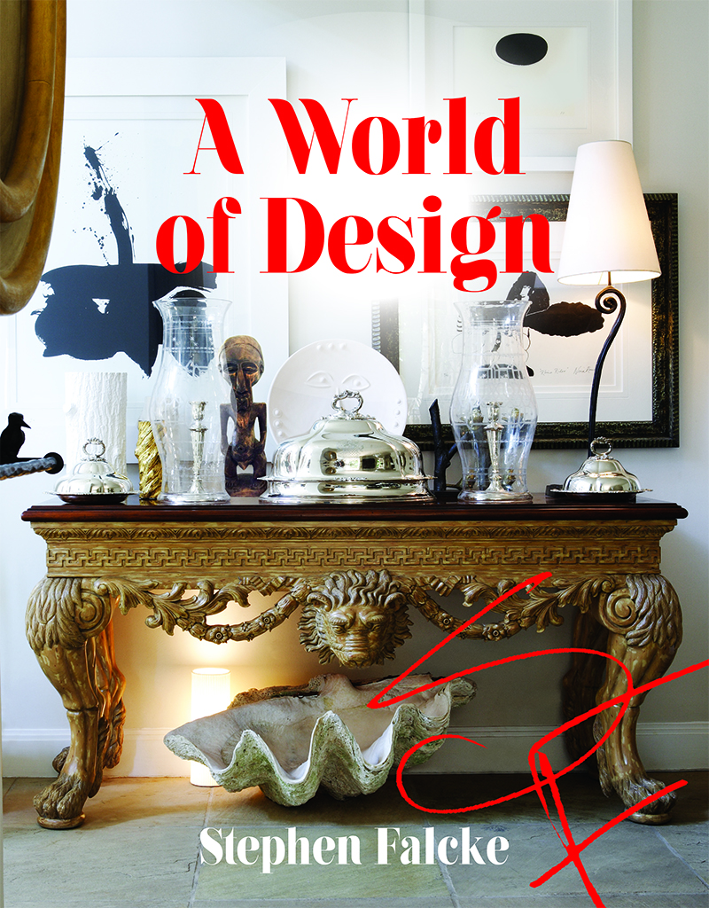 'A World of Design' by Stephen Falke