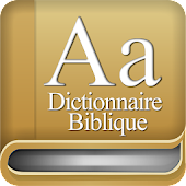 Bible Dictionary in French