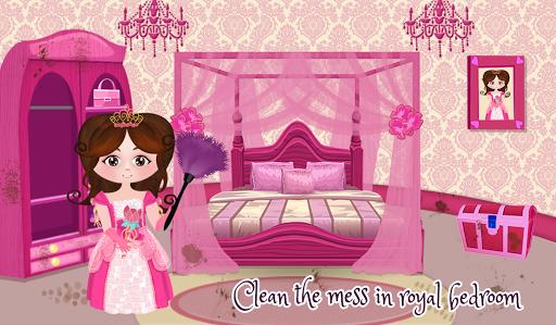 小公主城堡清理