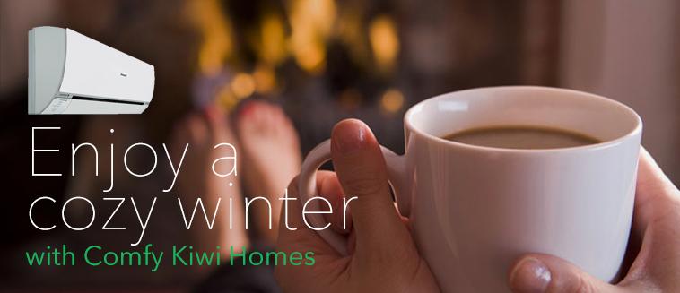 Enjoy a cozy winter