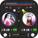 DJ Song Mixer : 3D DJ Mobile Music 2018 icon