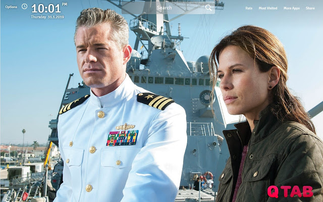 The Last Ship Wallpapers New Tab