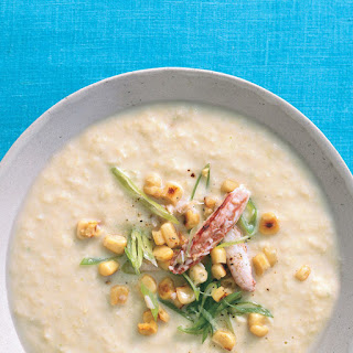 Corn and Crab Chowder.
