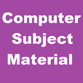 IT Subject Material / Tutorial
