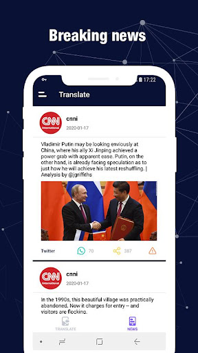 Chao Translate - voice and picture translator 1.1.3 screenshots 4